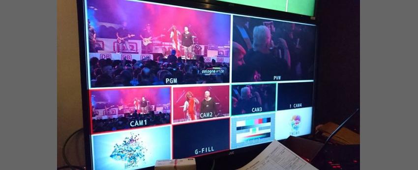Live-Übertragung CSD KÖLN 2018
