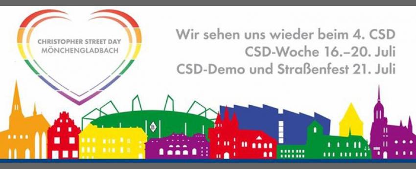 CSD Demo- und Straßenfest (Offiziell)
