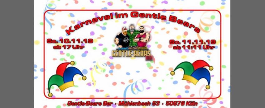 Karneval@Gentle Bears