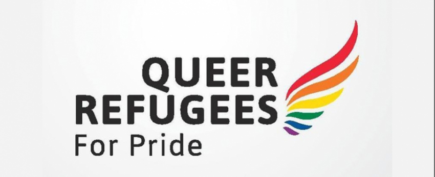 Queer Refugees for Pride