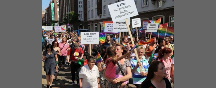 16. CSD Rostock - SAVE the DATE