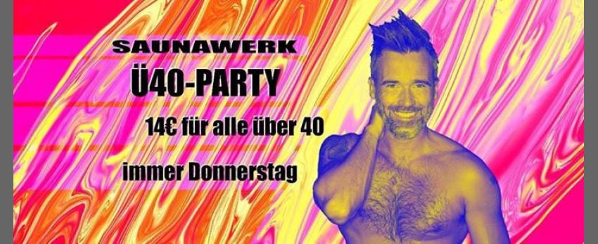 Ü40 Party