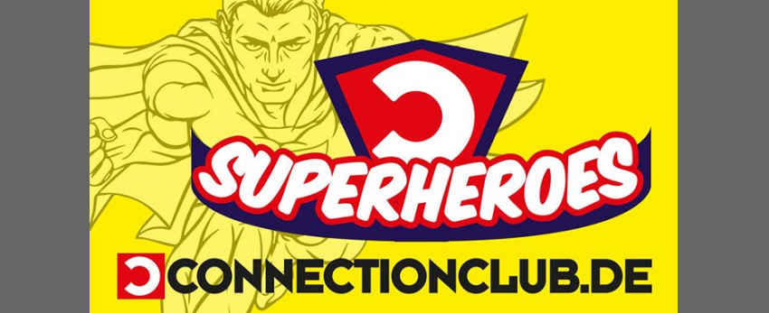 ★ Superheroes Party ★ 16.02.18 ★