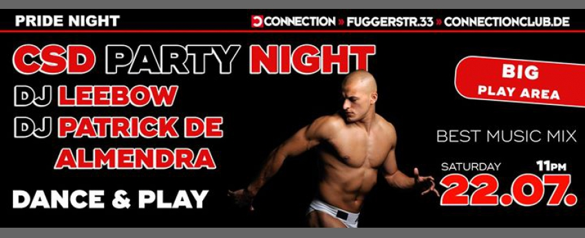 ▇ ▇ Connection PRIDE NIGHT 2017 ▇ ▇