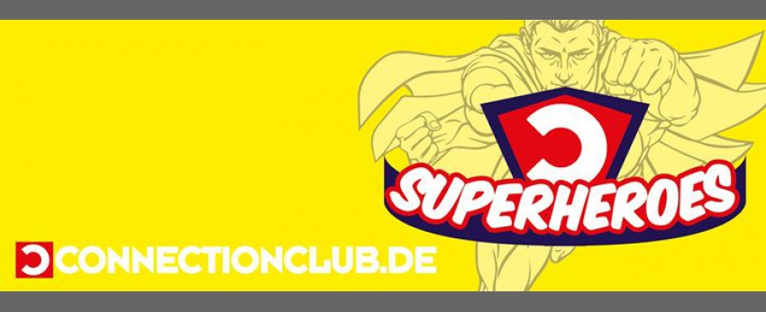 ★ Superheroes Party ★ 20.01.18 ★