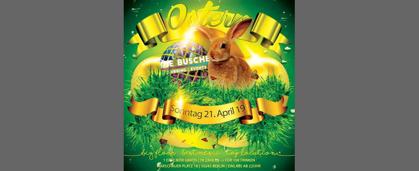 ★OSTER-Weekend★21.APRIL★