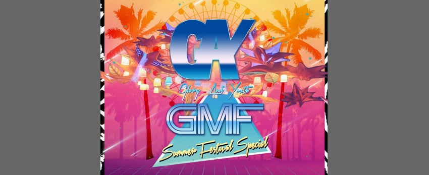 GAY meets GMF - Summer Tour Closing Party 2018