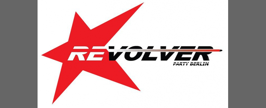 Revolver PARTY ★ 4th Annual Black & Blue Ball!