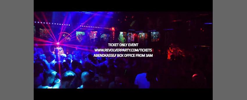Revolver NYE BASH w/ DIRTY DISCO - Ticket ONLY/ NUR VVK