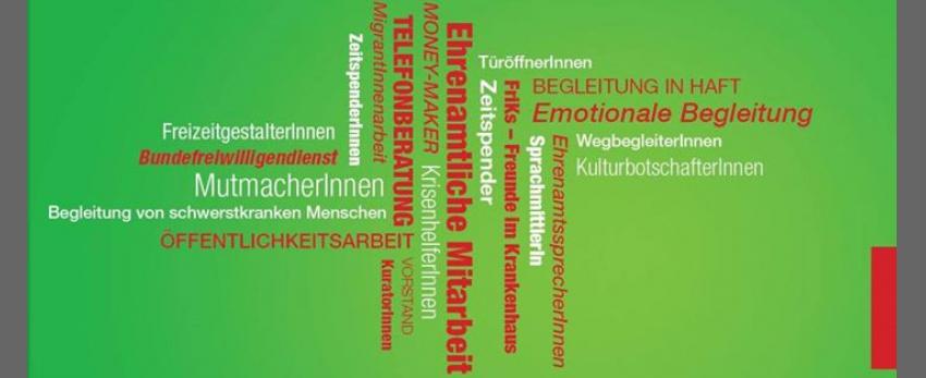 Infoabend zu einem Ehrenamt in der Berliner Aids-Hilfe