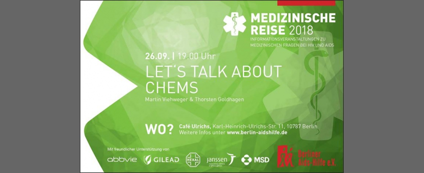 Let´s talk about chems