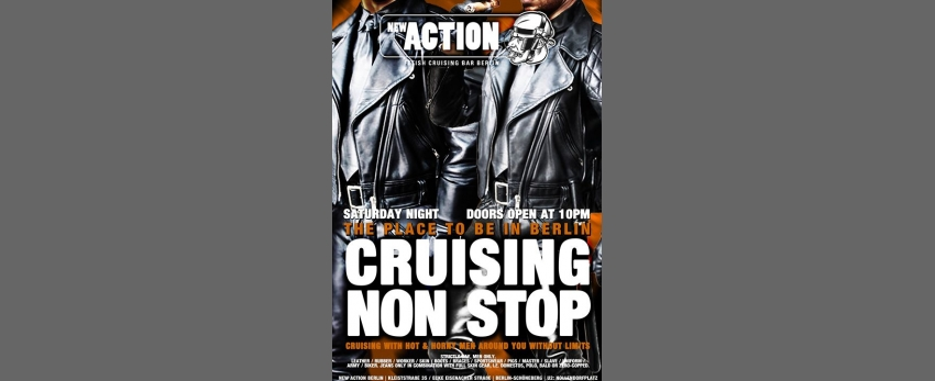 Cruising Non Stop