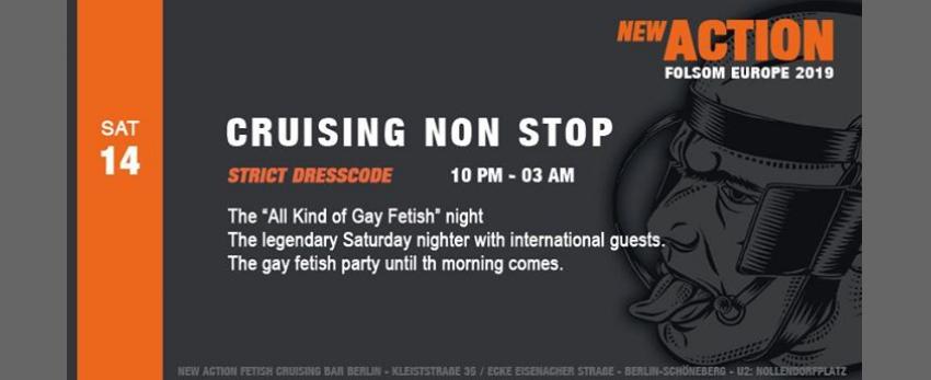 Cruising Non Stop (Folsom Berlin)