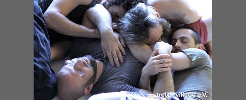 Cuddle Puddle // Kuschelgruppe for GBTQ men
