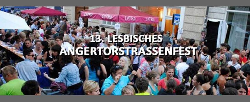 13. Lesbisches Angertorstraßenfest