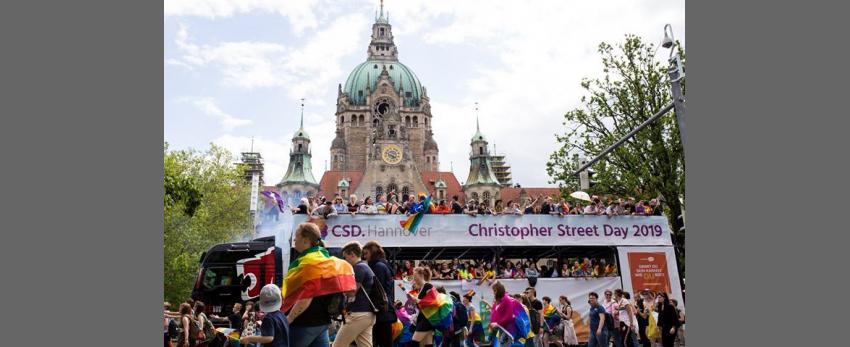 CSD.Hannover 2020 - Die offizielle Veranstaltungsseite