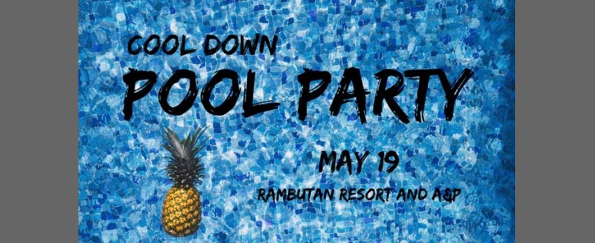 Cool Down Pool Party